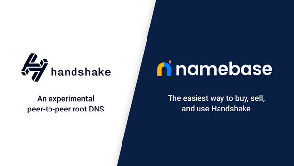 """La era de Dotcom Crypto comienza cuando Handshake presenta los dominios descentralizados """"width ="""" 600 """"height ="""" 338 """"srcset ="""" https://news.bitcoin.com / wp-content / uploads / 2020/02 / namebase. png 600w, https://news.bitcoin.com/wp-content/uploads/2020/02/namebase-300x169.png 300w """"tamaños ="""" (ancho máximo: 600px) 100vw, 600px"""