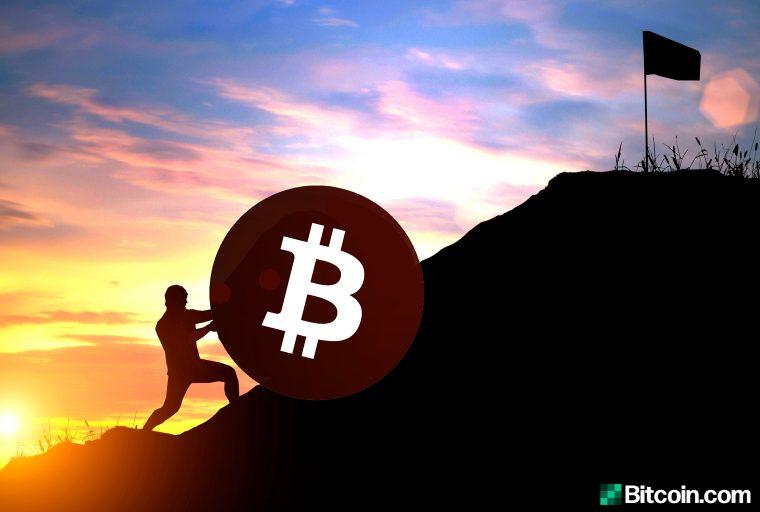 Valor de Bitcoin de $ 10,000 reducido por la brecha de precios de futuros de CME