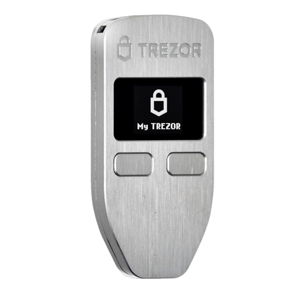 billetera de hardware trezor